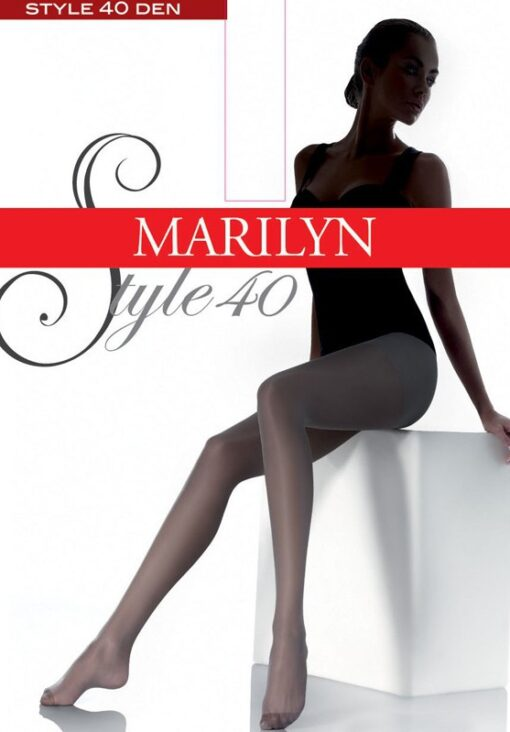 "TOP QUALITY Classic TIGHTS By Marilyn ""STYLE 40 "" 40 DENIER - size S-XXL"