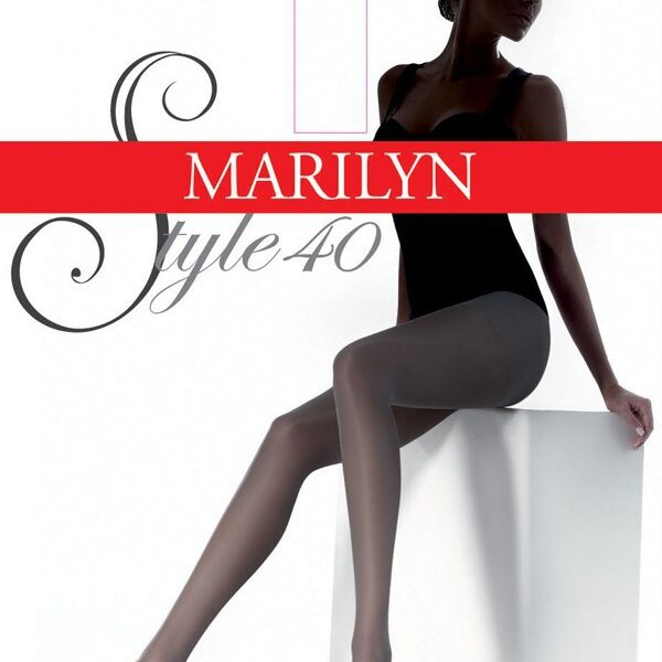 """TOP QUALITY Classic TIGHTS By Marilyn """"STYLE 40 """" 40 DENIER - size S-XXL"""