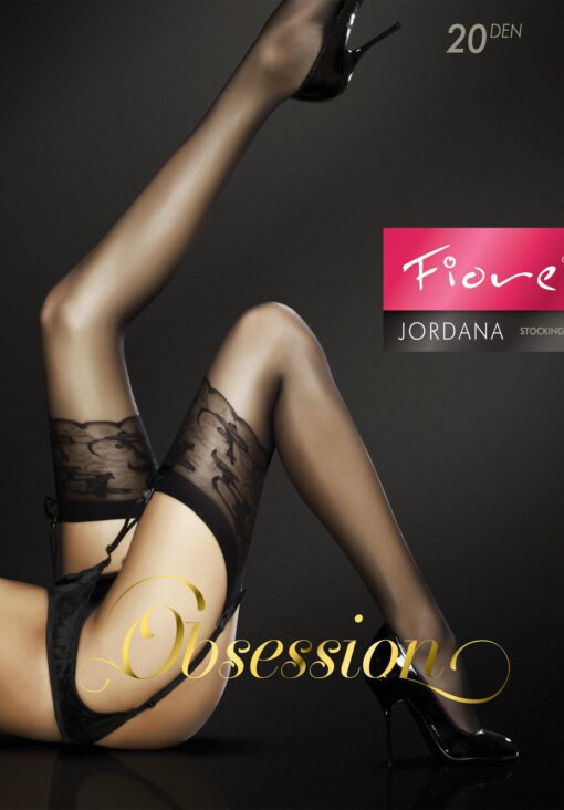 Fiore Jordana Sheer Stockings 20 Denier