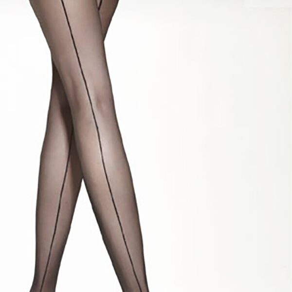 """Back Seamed Tights 20 Denier BY Tess """" VOGA"""" ,Patterned Tights"""