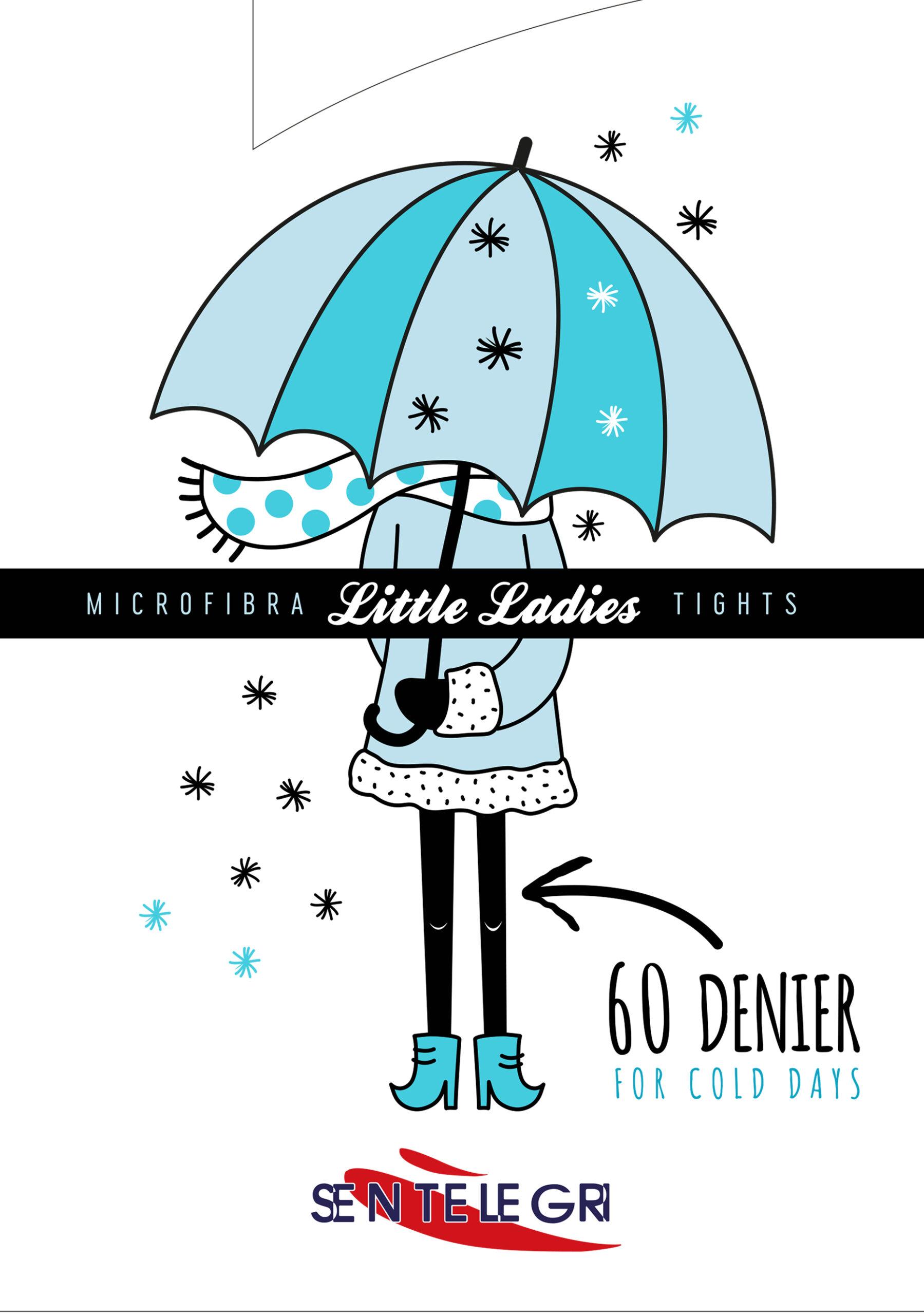Sentelegri little ladies 60DEN