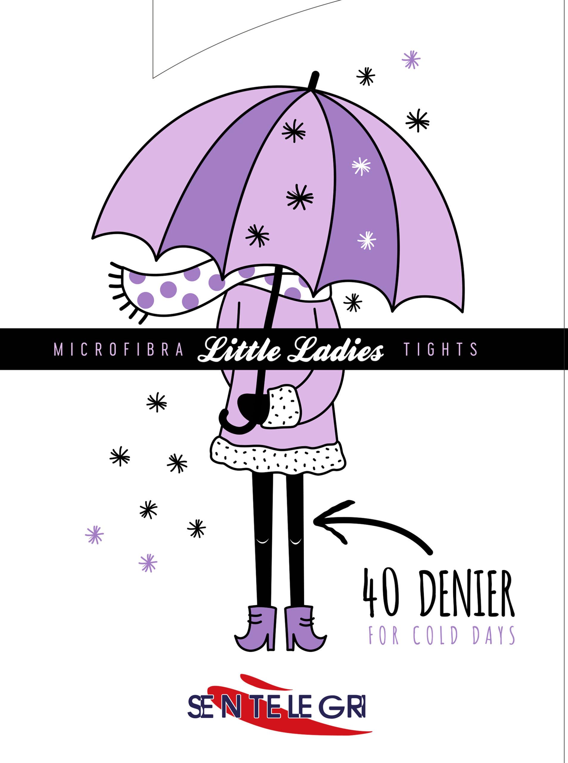 Sentelegri little ladies 40DEN