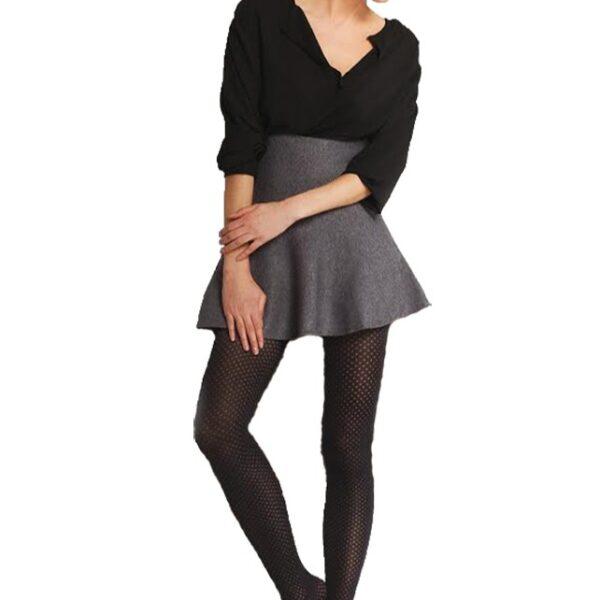 "Ladies Fashion Design POLKA DOT Pattern Tights 40 Denier By Sentelegri ""ZOE"""