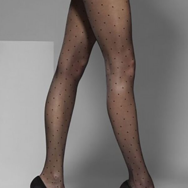 "Sexy Ladies Fashion Design POLKA DOT Pattern Tights By Gajatex ""VESA"""